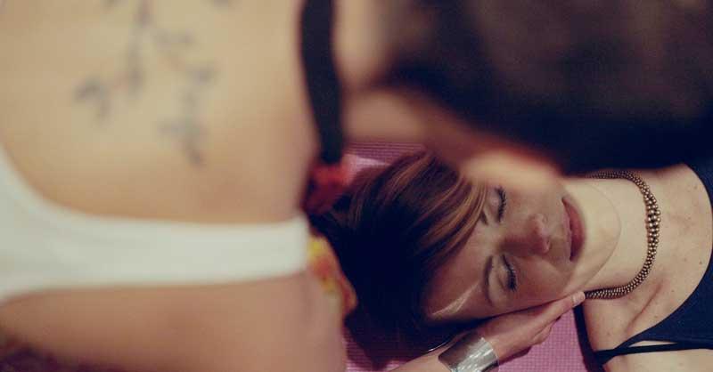 erotska masaža - opušatanje