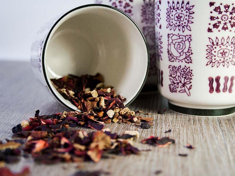 Čaj u rinfuzi