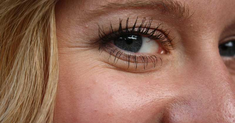 nega kože oko očiju