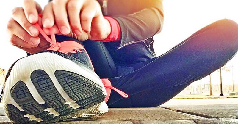 trčanje za ravan stomak