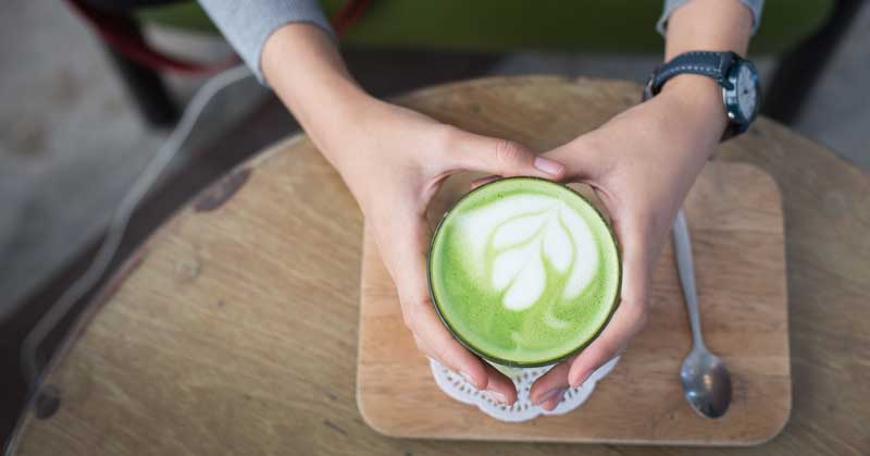 dijeta sa zelenim čajem i mlekom