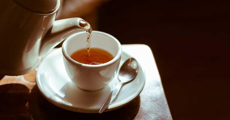 čaj za grlo