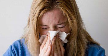 kako otpušiti nos