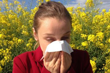 curenje iz nosa