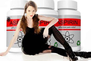 aspirin za lice