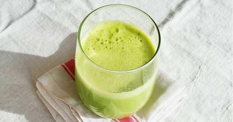 sok od zelene pšenice