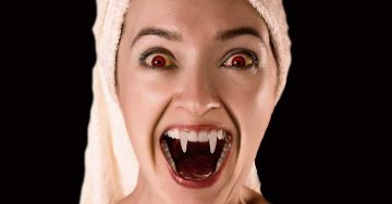 vampirski tretman lica