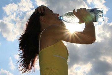 koliko vode treba piti dnevno