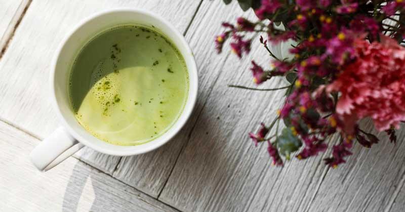 zeleni čaj za lice upotreba