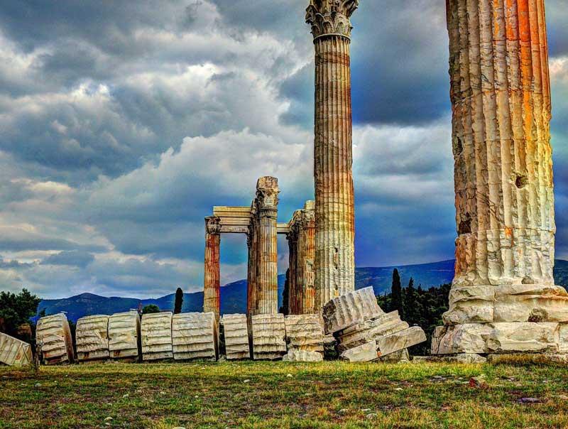 Zevsov hram