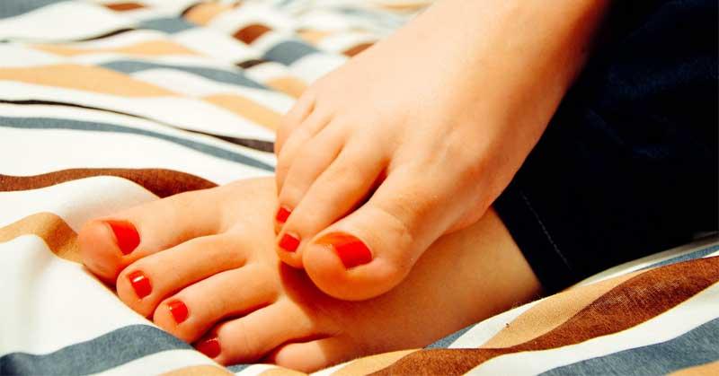 žuti nokti na nogama lečenje