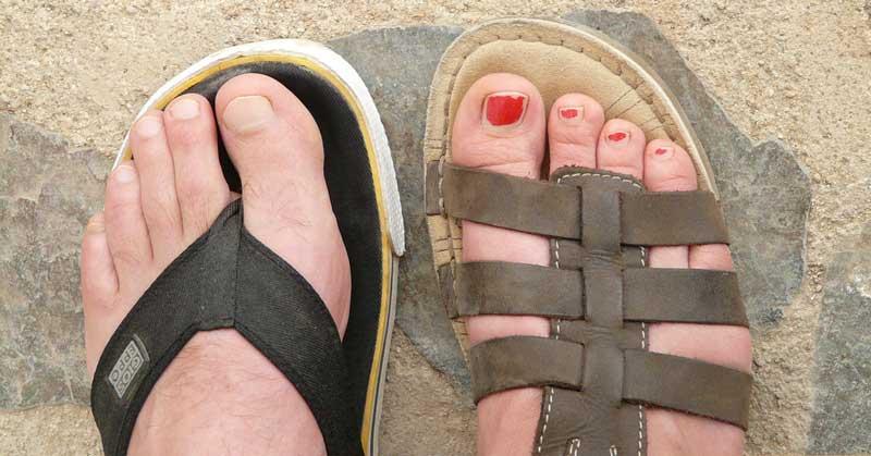 zadebljani nokti na nogama lečenje