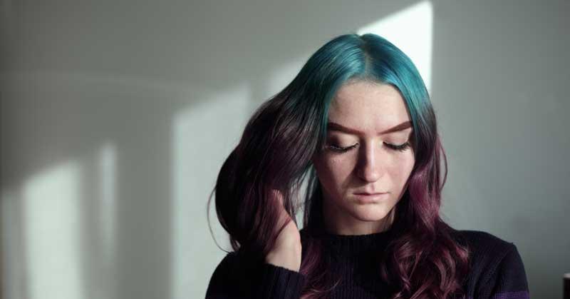 pena za kosu u boji