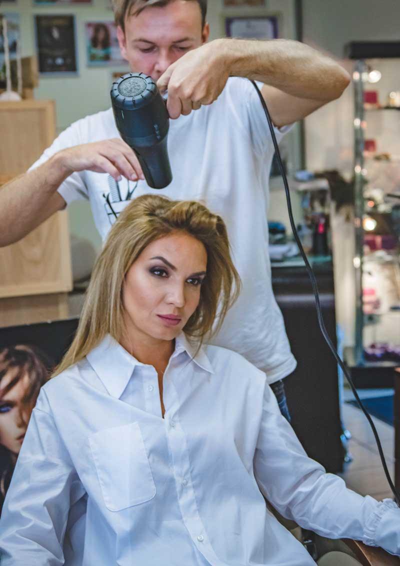 profesionalni frizer