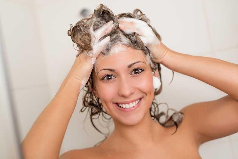 šampon sa kofeinom upotreba