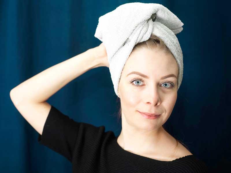 ispravljanje kose bez pegle
