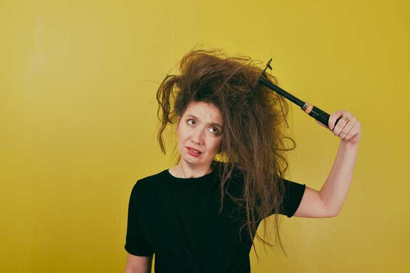 odmrsiti kosu