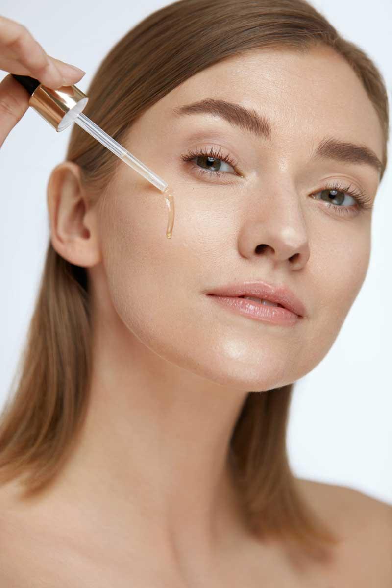 serum za lice upotreba