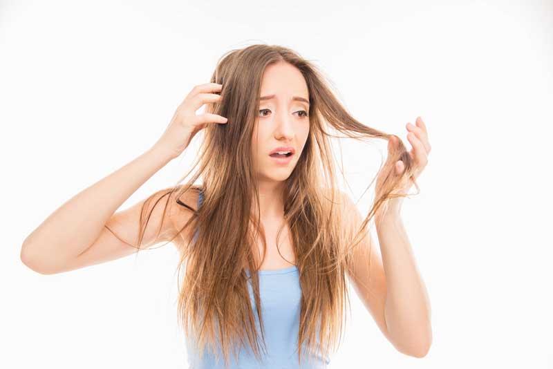 nedostatak vitamina za kosu