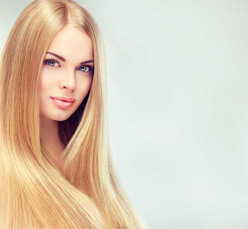 kosa koja gusta