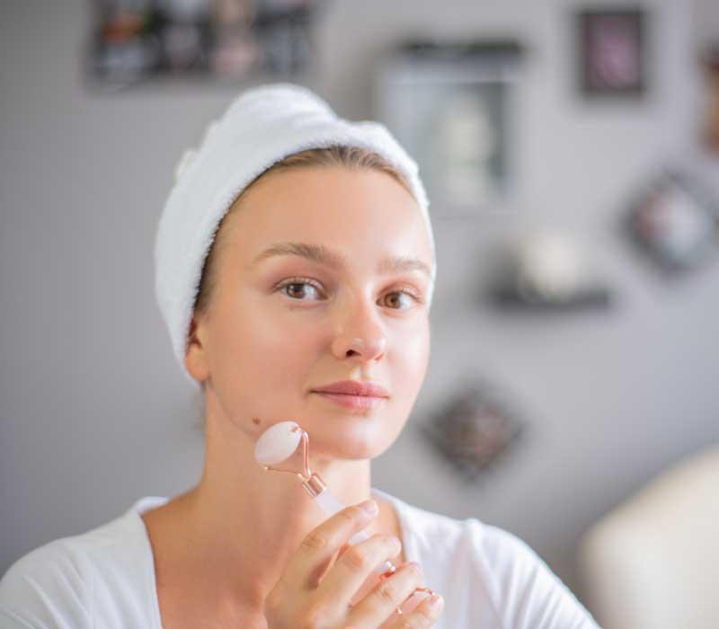 masažer za lice upotreba