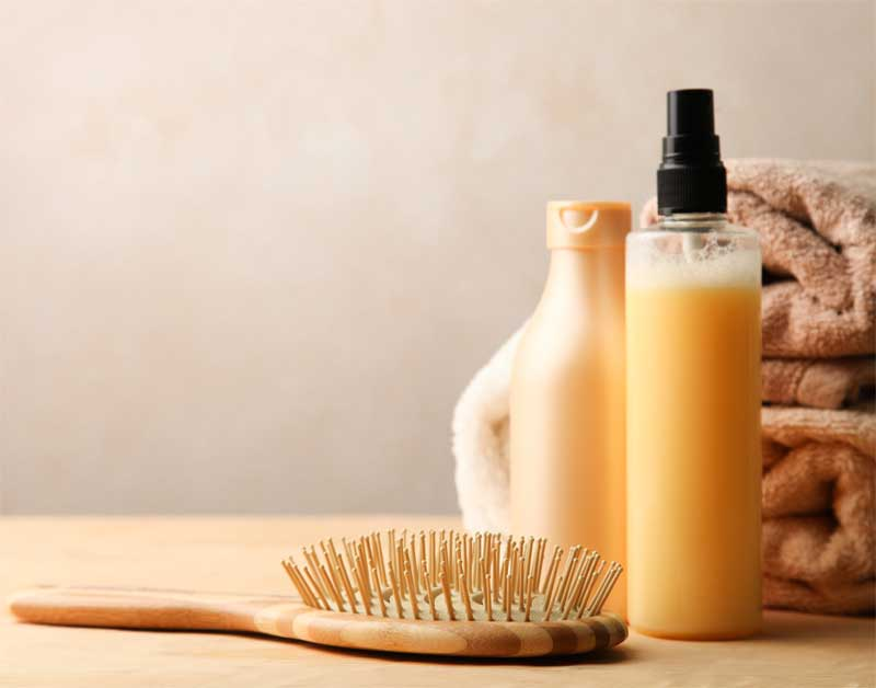 šampon protiv oštećene kose