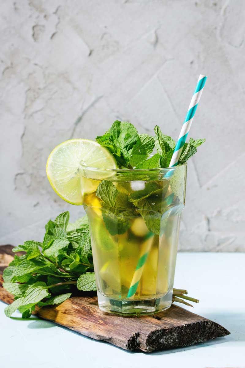 napitak od zelenog čaja protiv celulita
