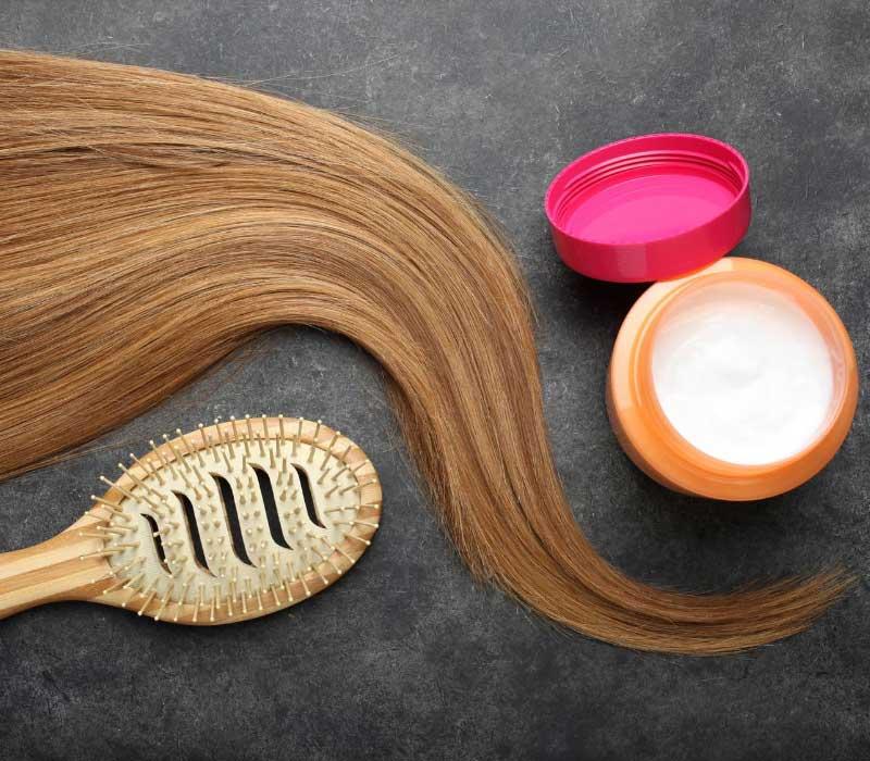 maske za suvu i oštećenu kosu