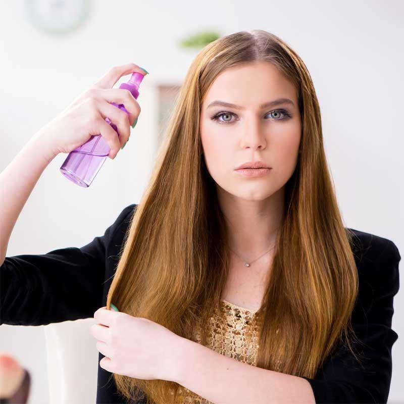 sprejevi za kosu