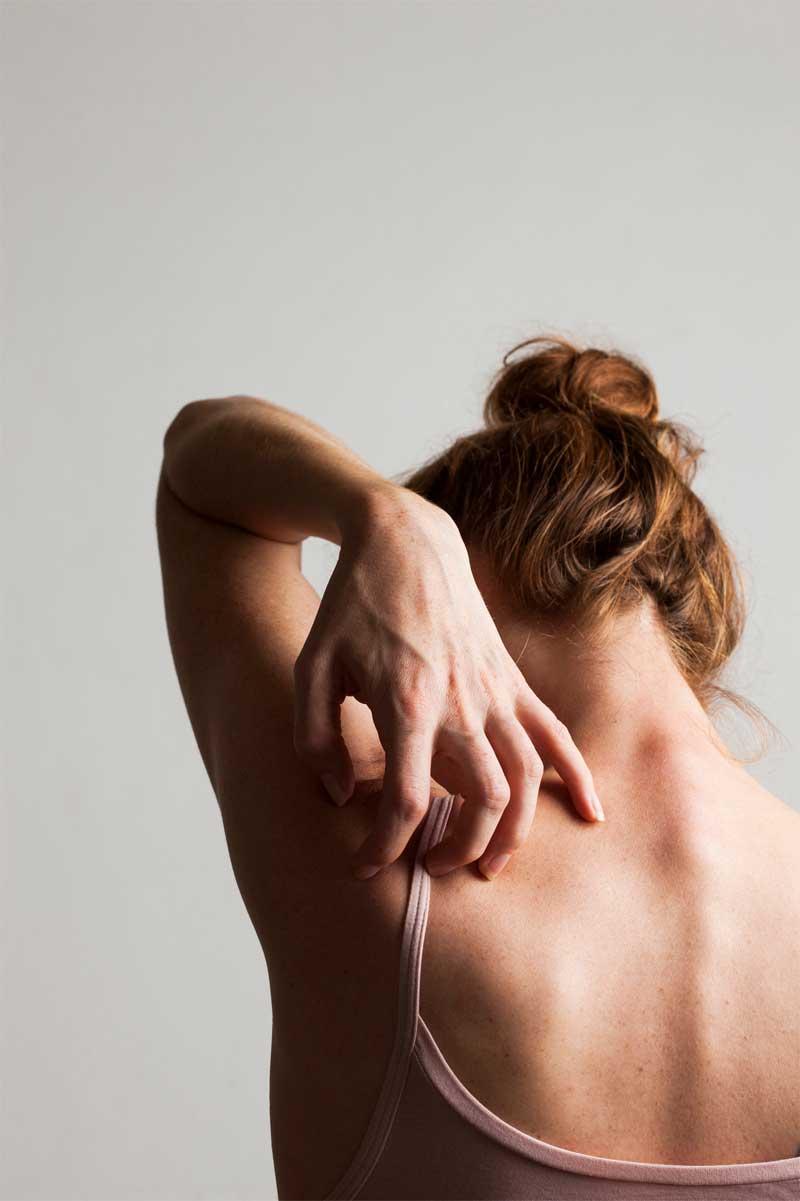 bubuljice na telu koje svrbe