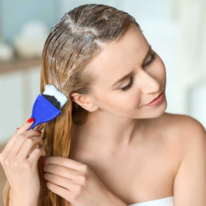 pakovanje za suvu i oštećenu kosu
