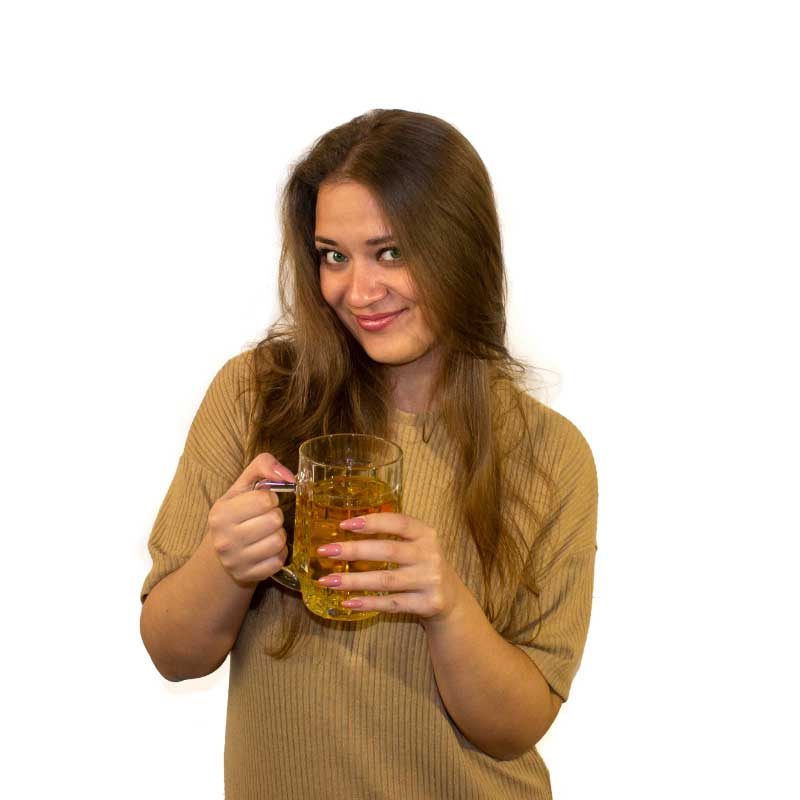 pivo za kosu upotreba