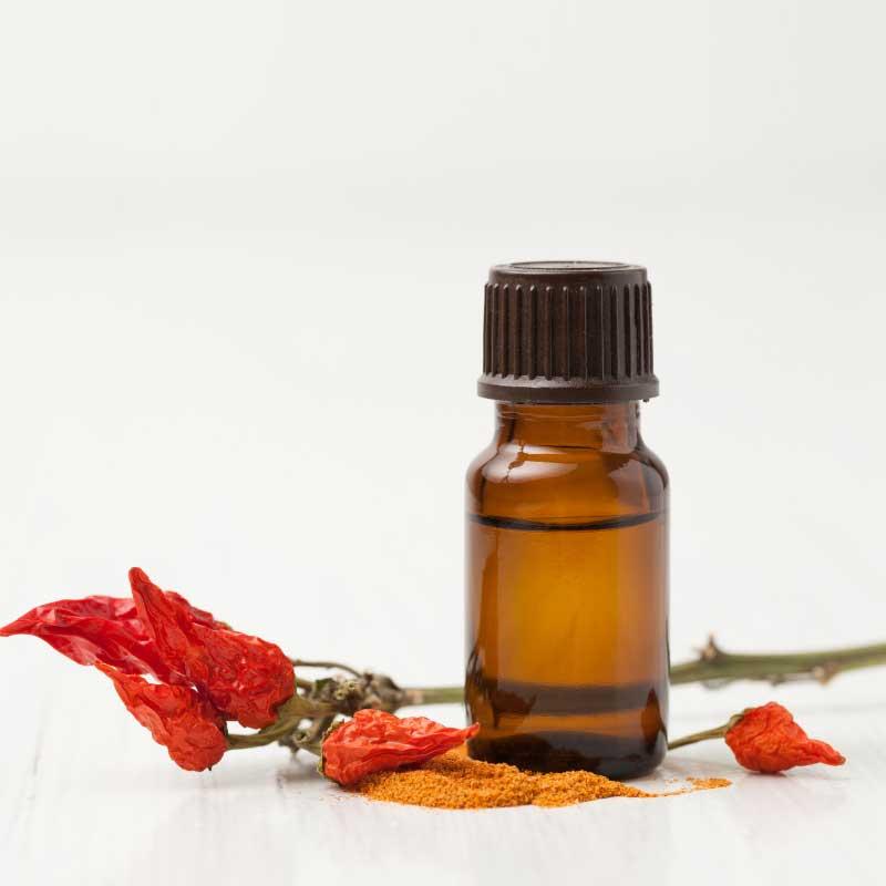 ulje ljute paprike za celulit