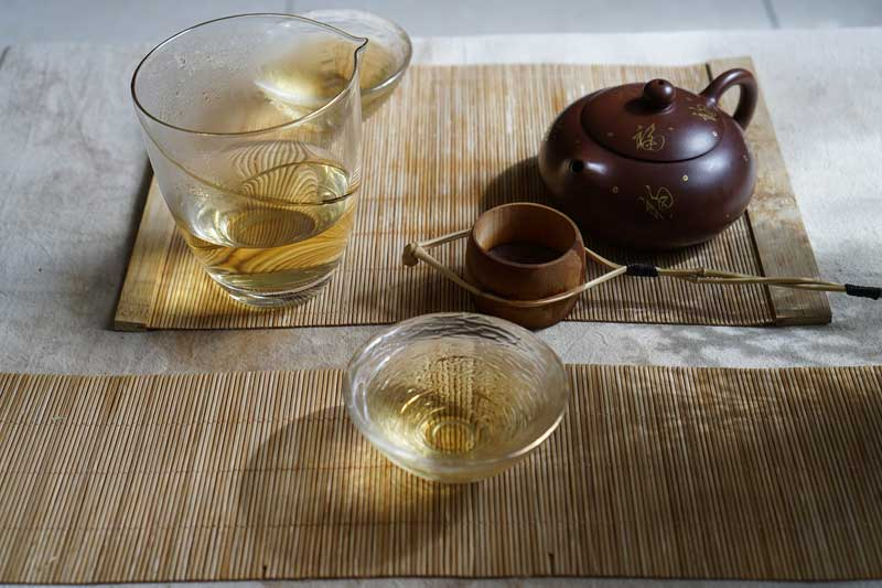 čaj za ispiranje kose
