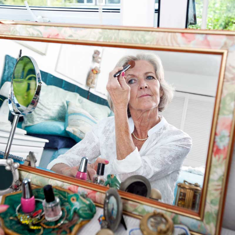 nega lica u menopauzi