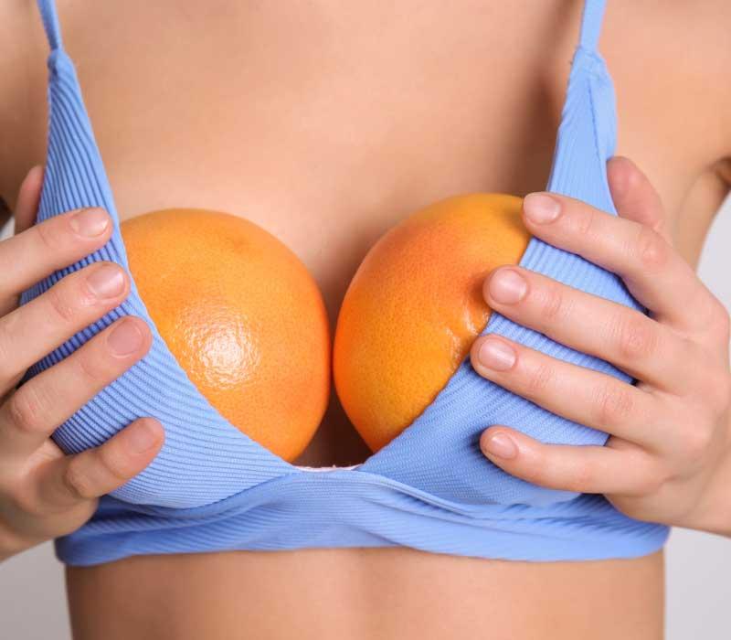 povećanje grudi bez hirurške intervencije