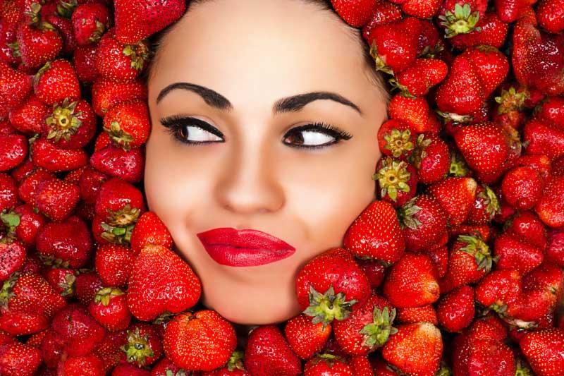jagode protiv akni