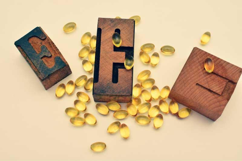 vitamin e za rast trepavica