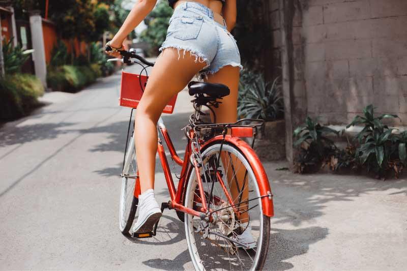 voženje biciklom