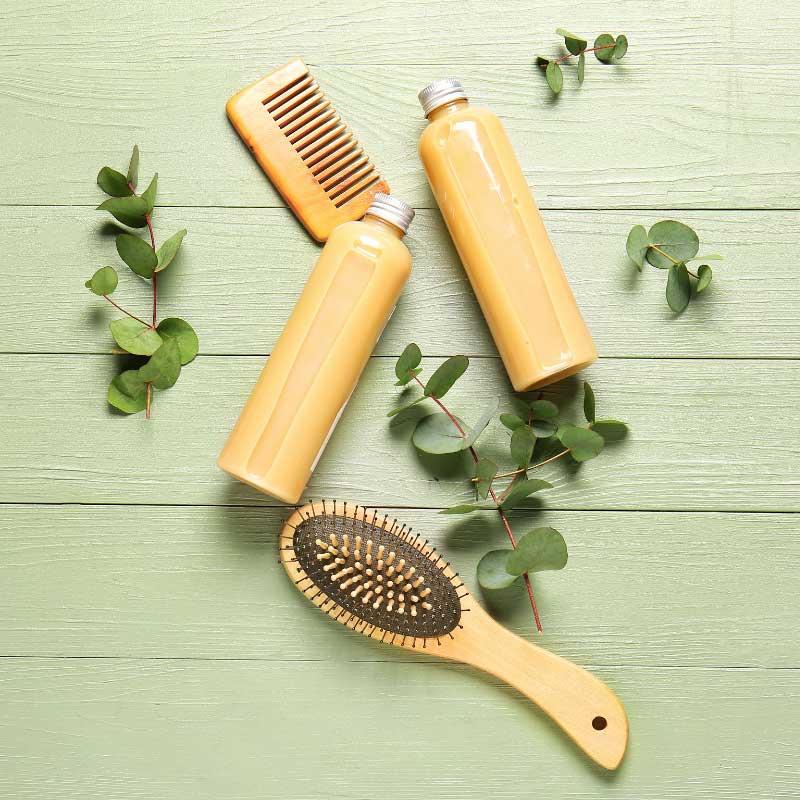 šampon sa biljem