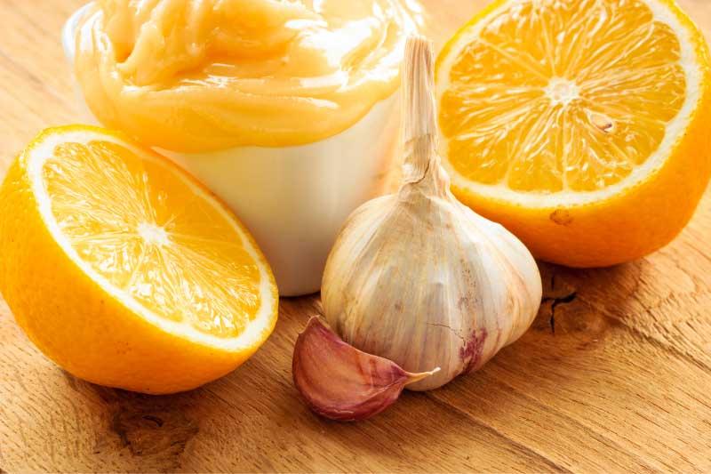 limun i beli luk protiv celulita