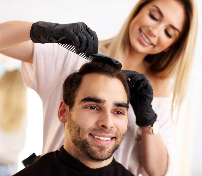 brži rast kose kod muškaraca
