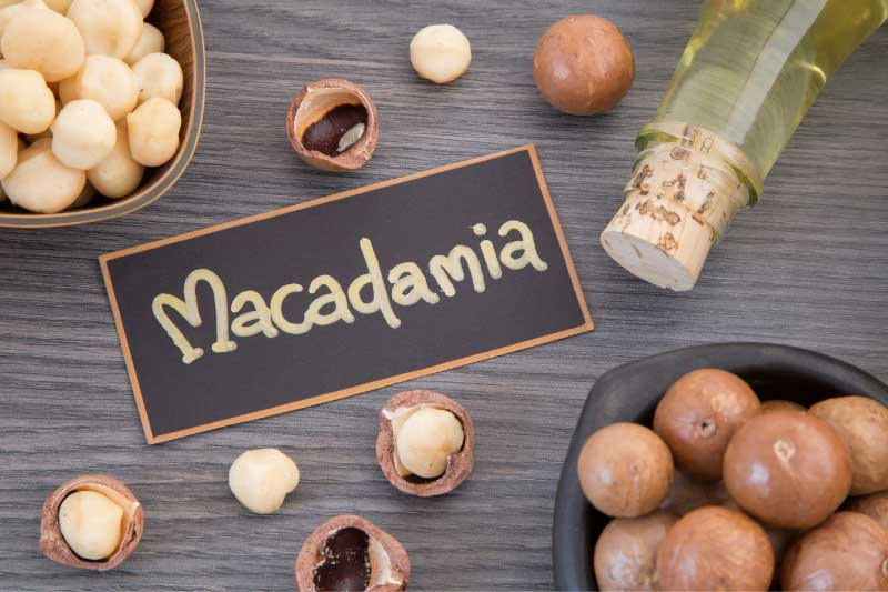 macadamia ulje