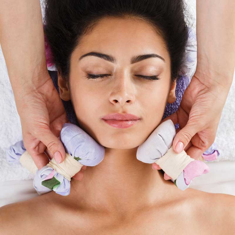 masaža kao prirodno rešenje za bore