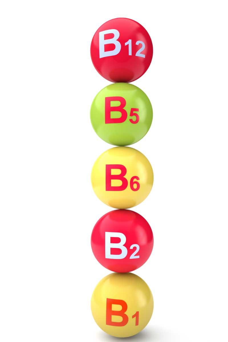 kompleks vitamina B za kosu