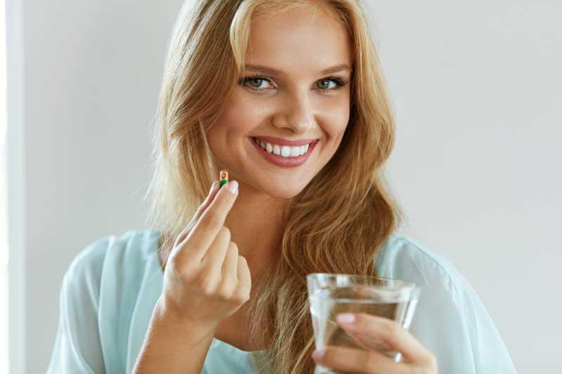 vitamin B za rast kose