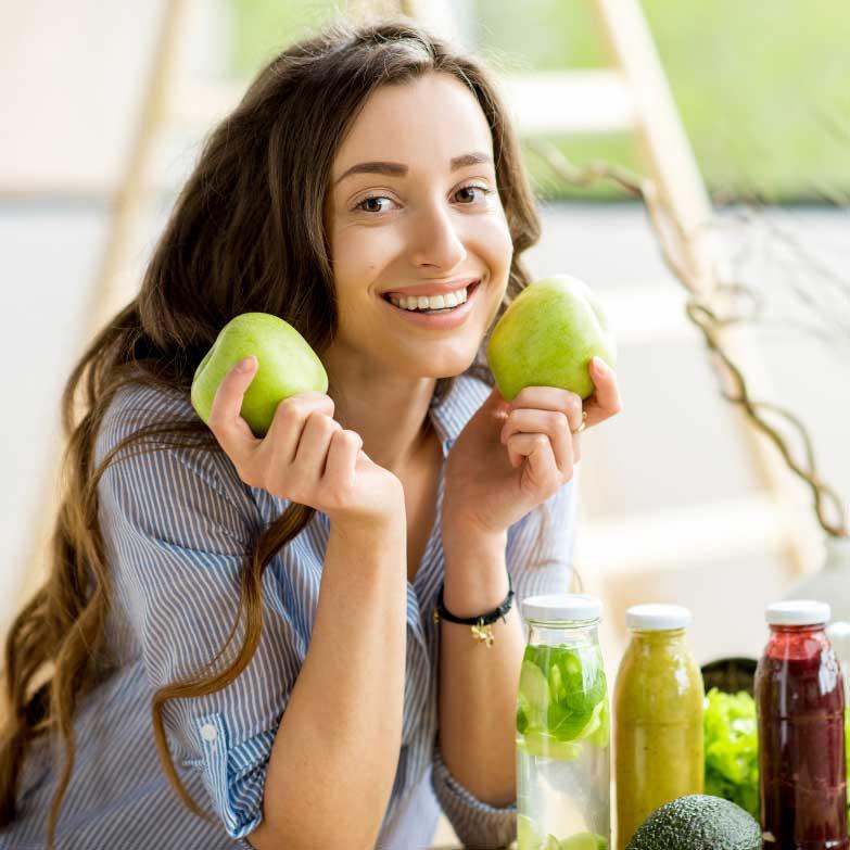 zdrava ishrana protiv opadanja kose