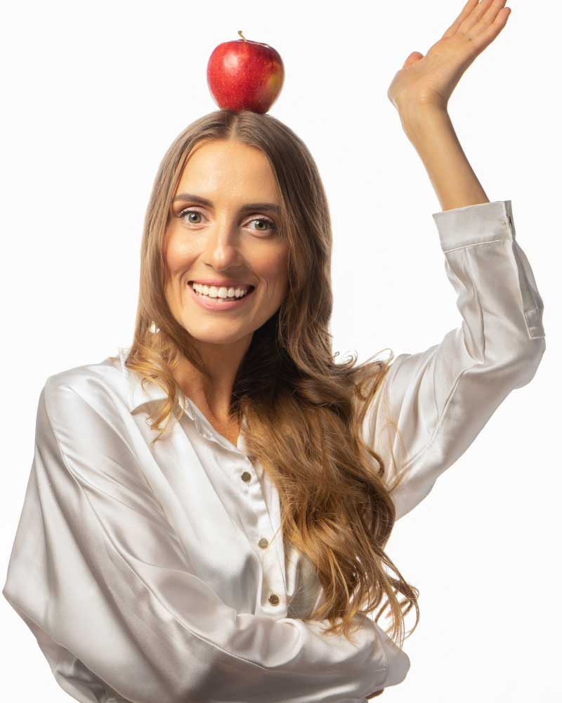 jabukovo sirce za kosu upotreba