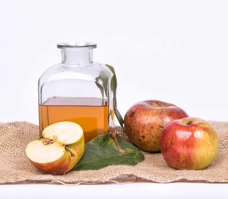 jabukovo sirće za negu kose
