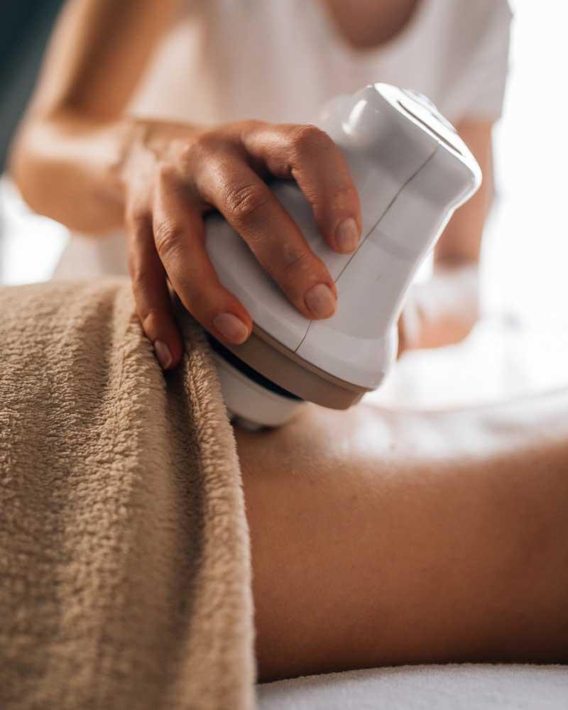 električni masažer za celulit